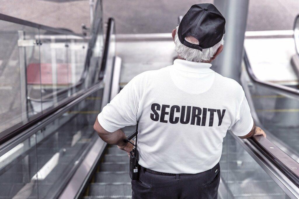 Terceirização - segurança