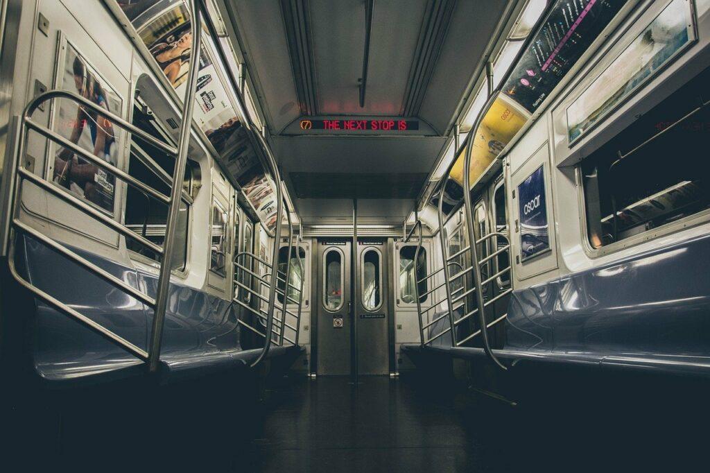 Transporte público- metrô