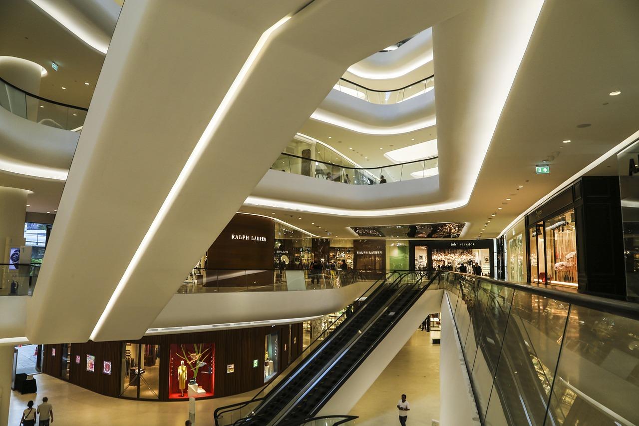 Varejo - shopping