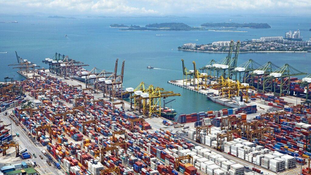 porto da China