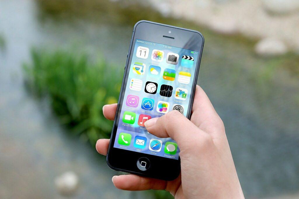 Vendas pelo celular