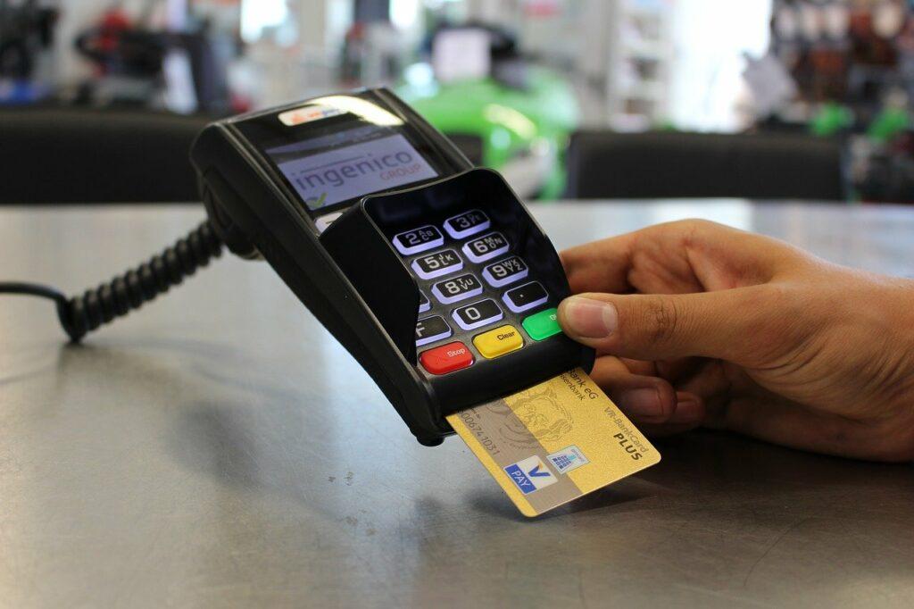 Cartões - pagamento