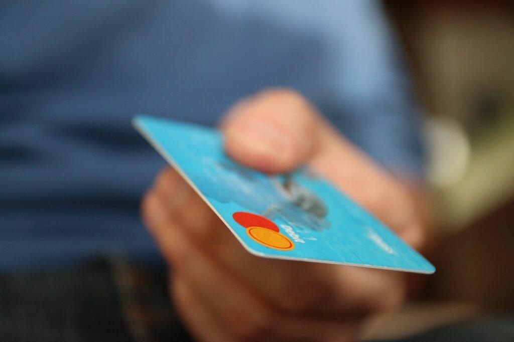 Cartão de crédito - tarifa