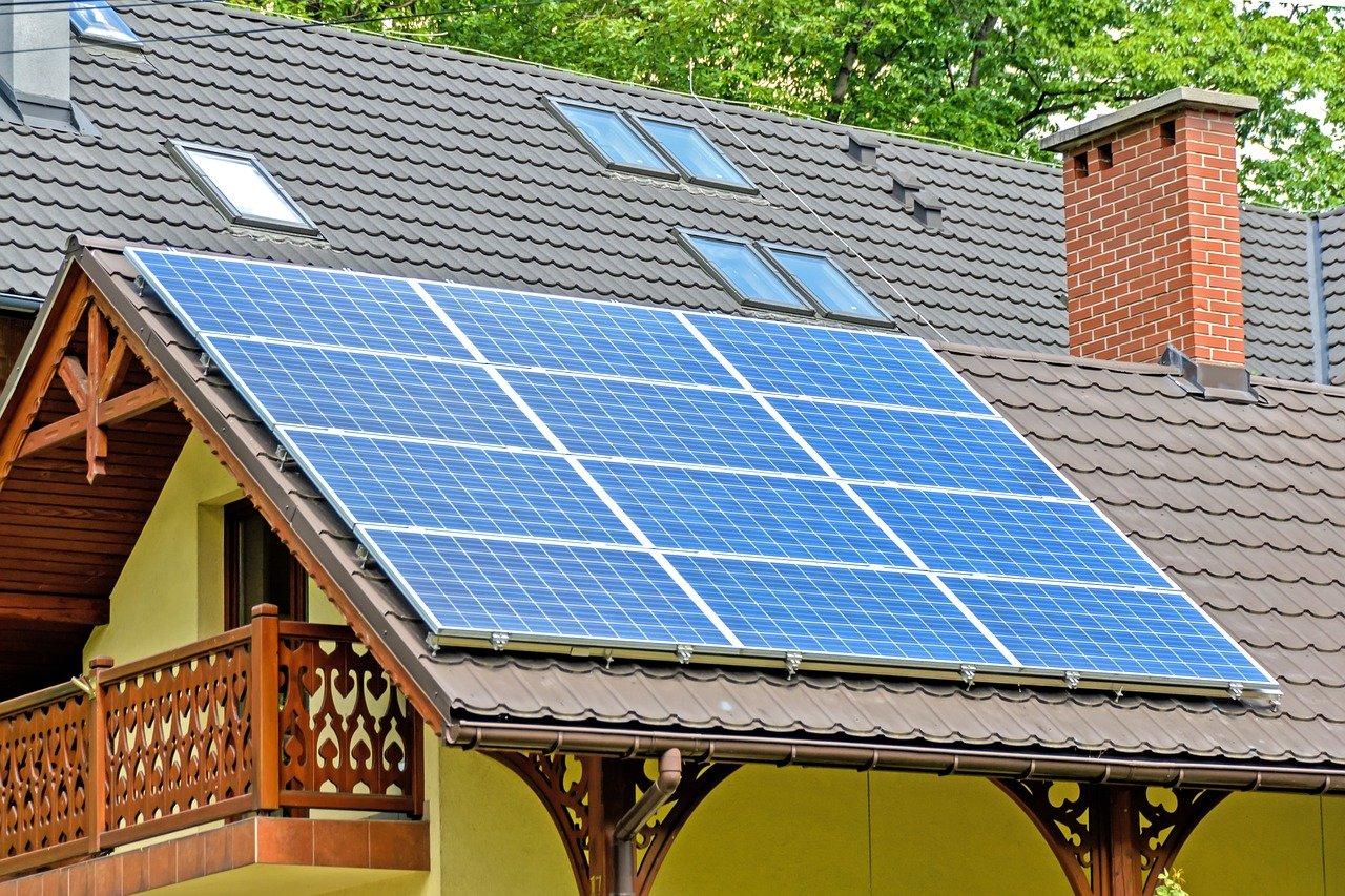 controle de energia solar