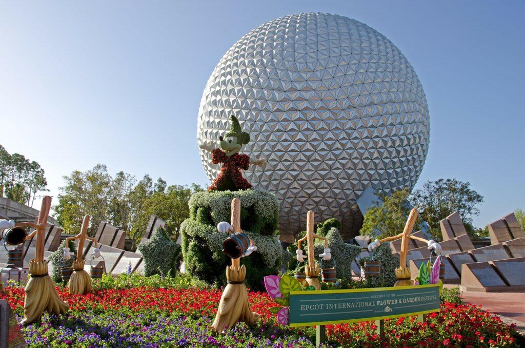 Disney - parque