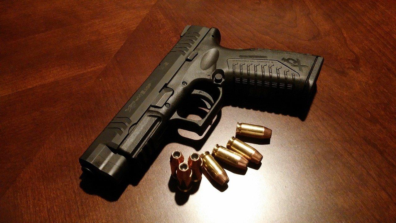 Porte de arma de fogo para profissionais