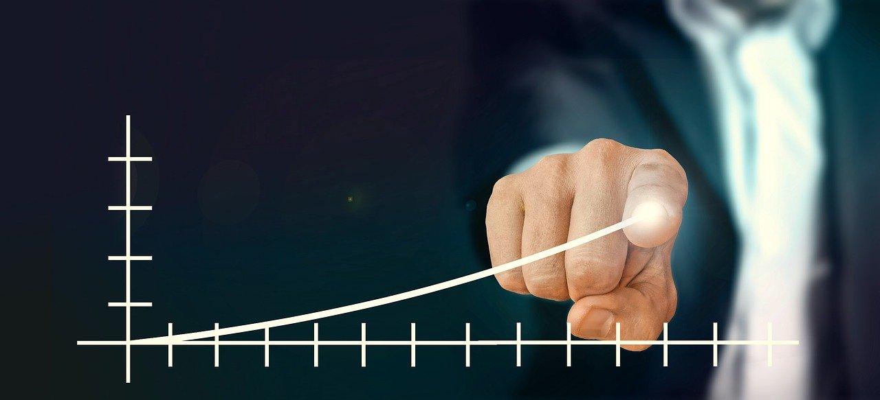 Crescimento mercado