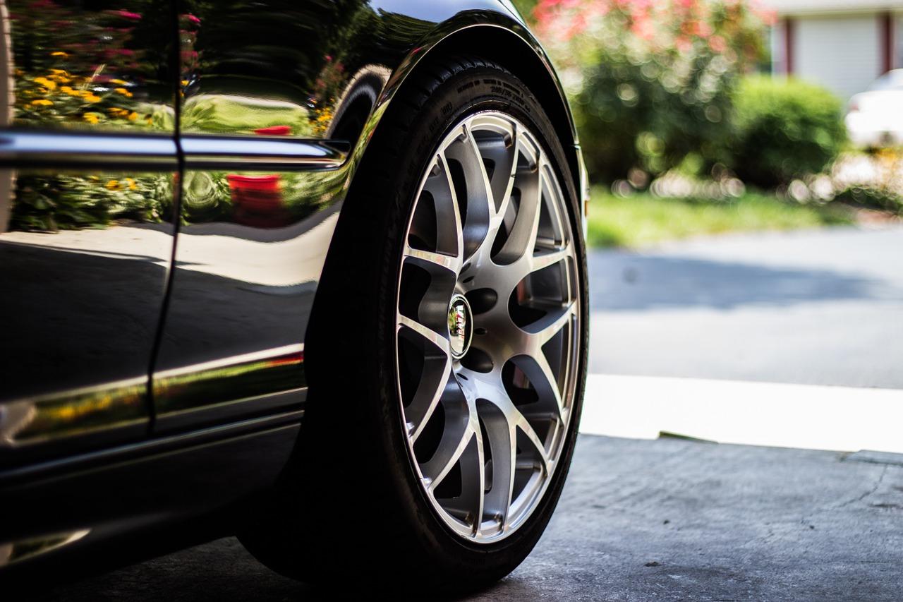 Carro - roda