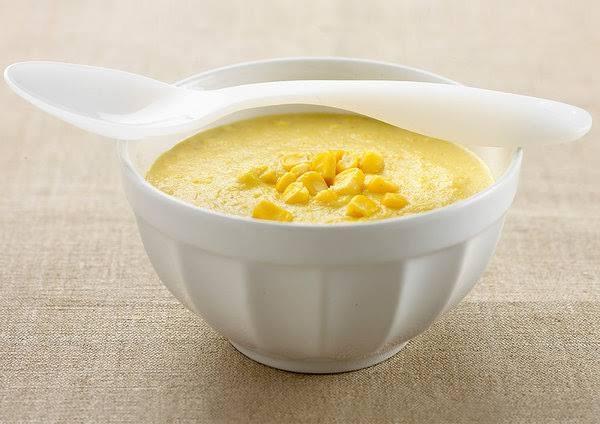 receita de creme de milho com queijo
