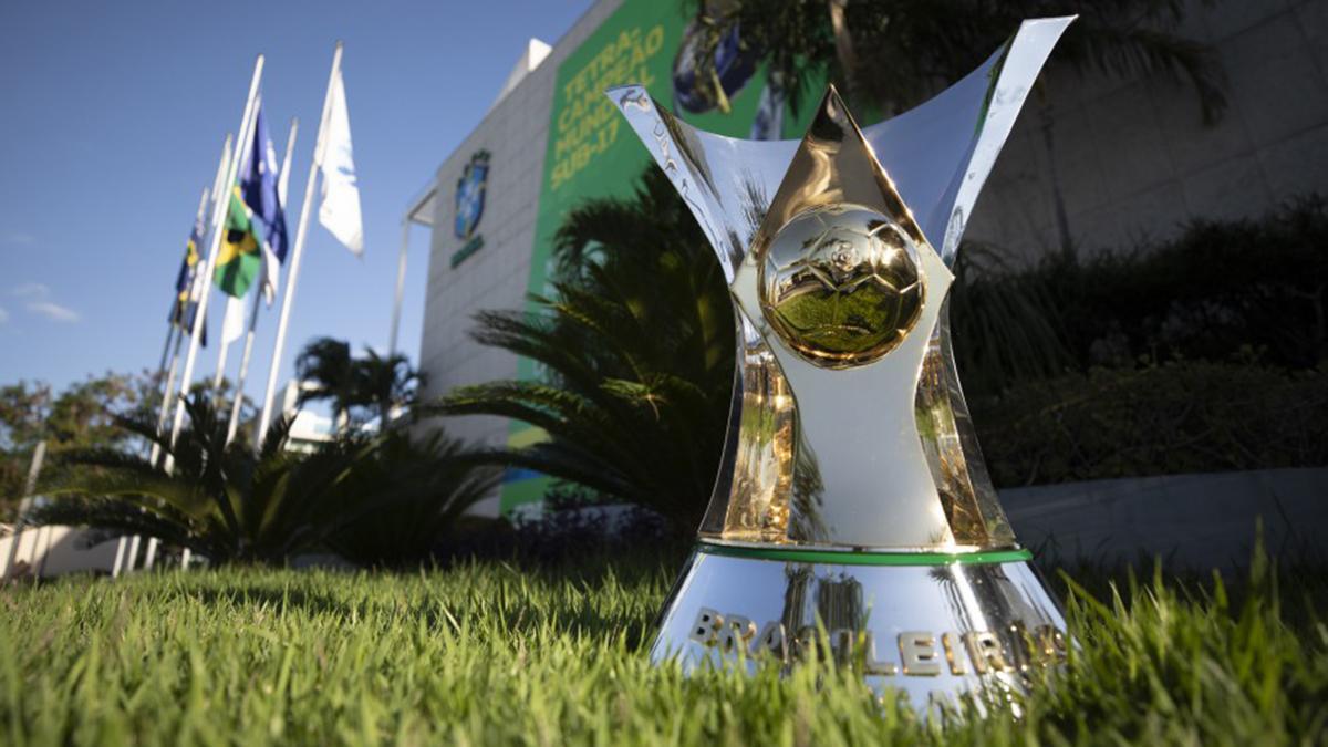 Troféu do Brasileirão 2020