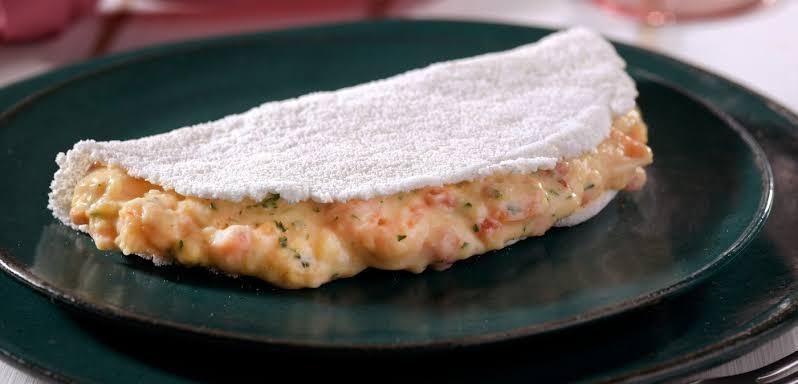 receitas de tapioca