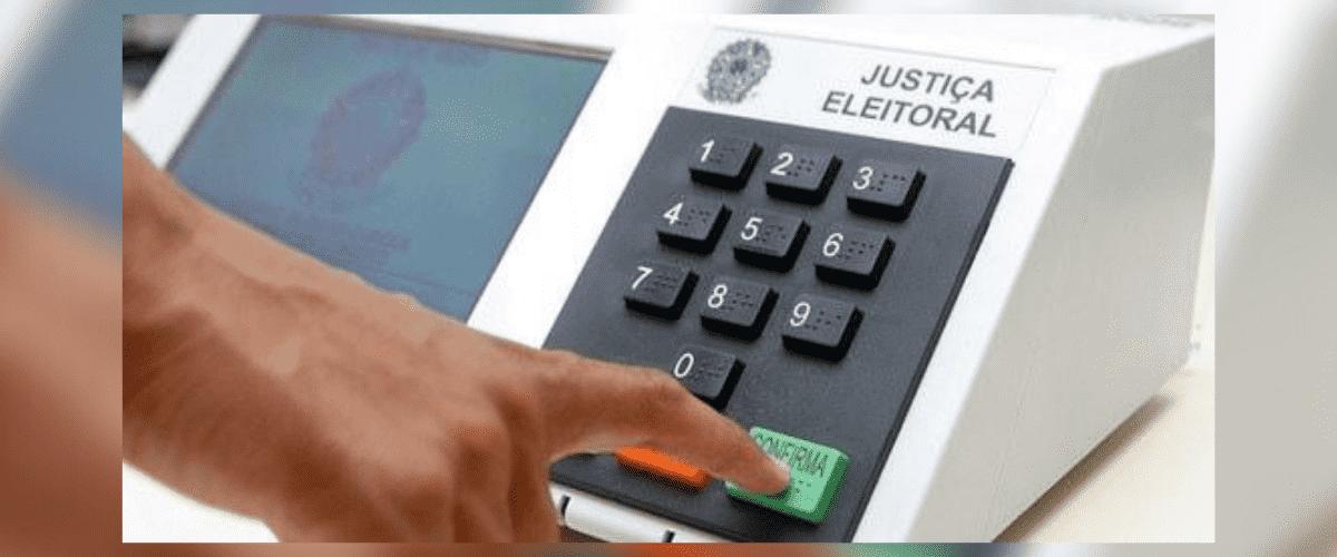Eleições 2020 justificar voto
