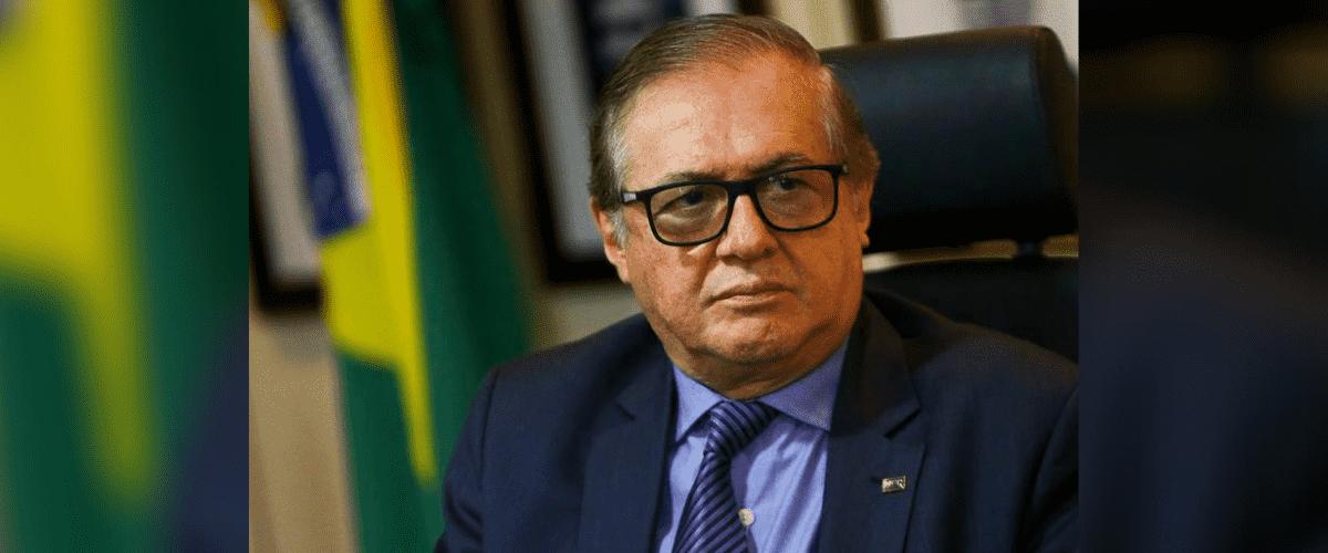 Governo Bolsonaro: imagem mostra Ricardo Veléz