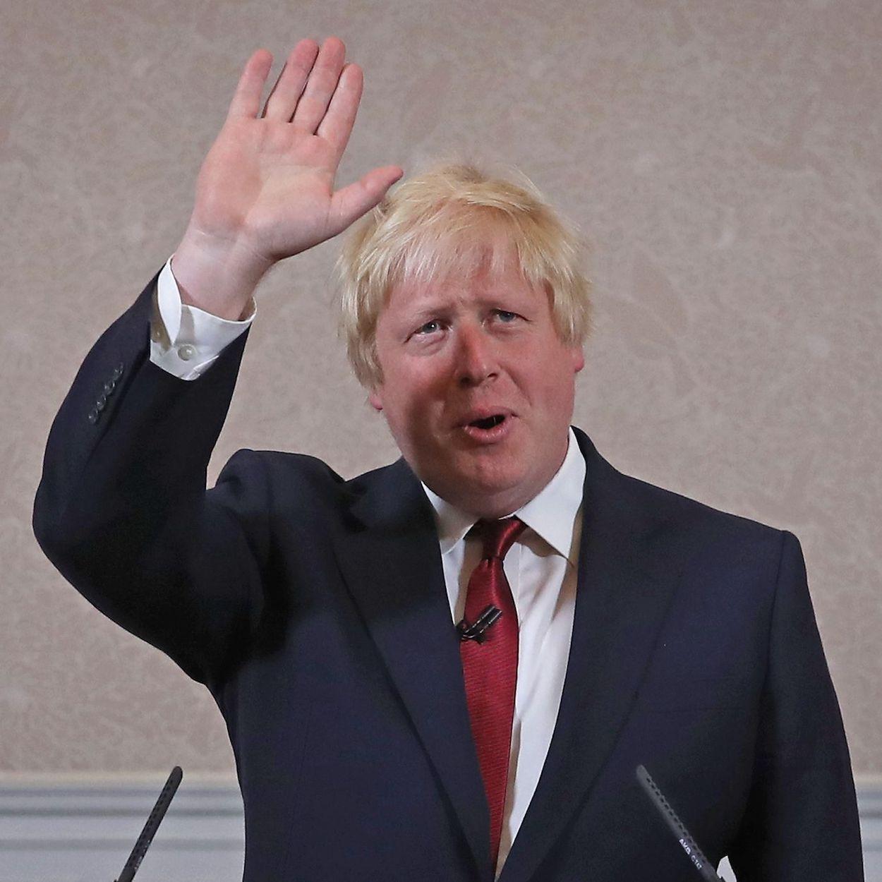 Boris Johnson contra a obesidade no Reino Unido
