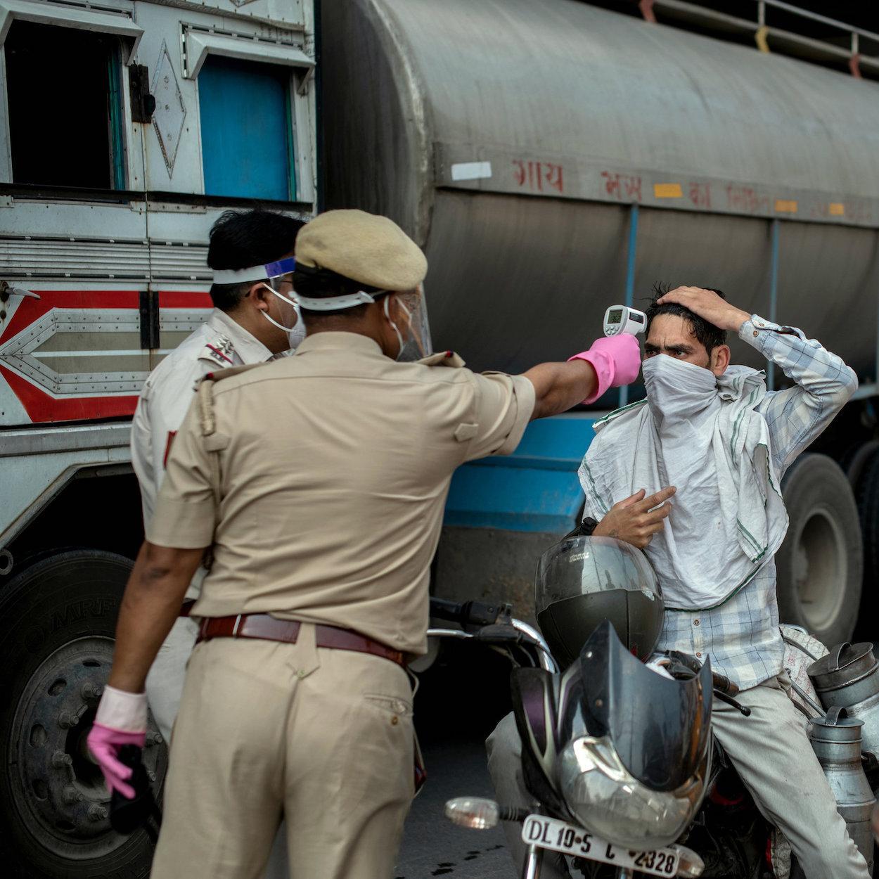 crise de coronavírus na Índia
