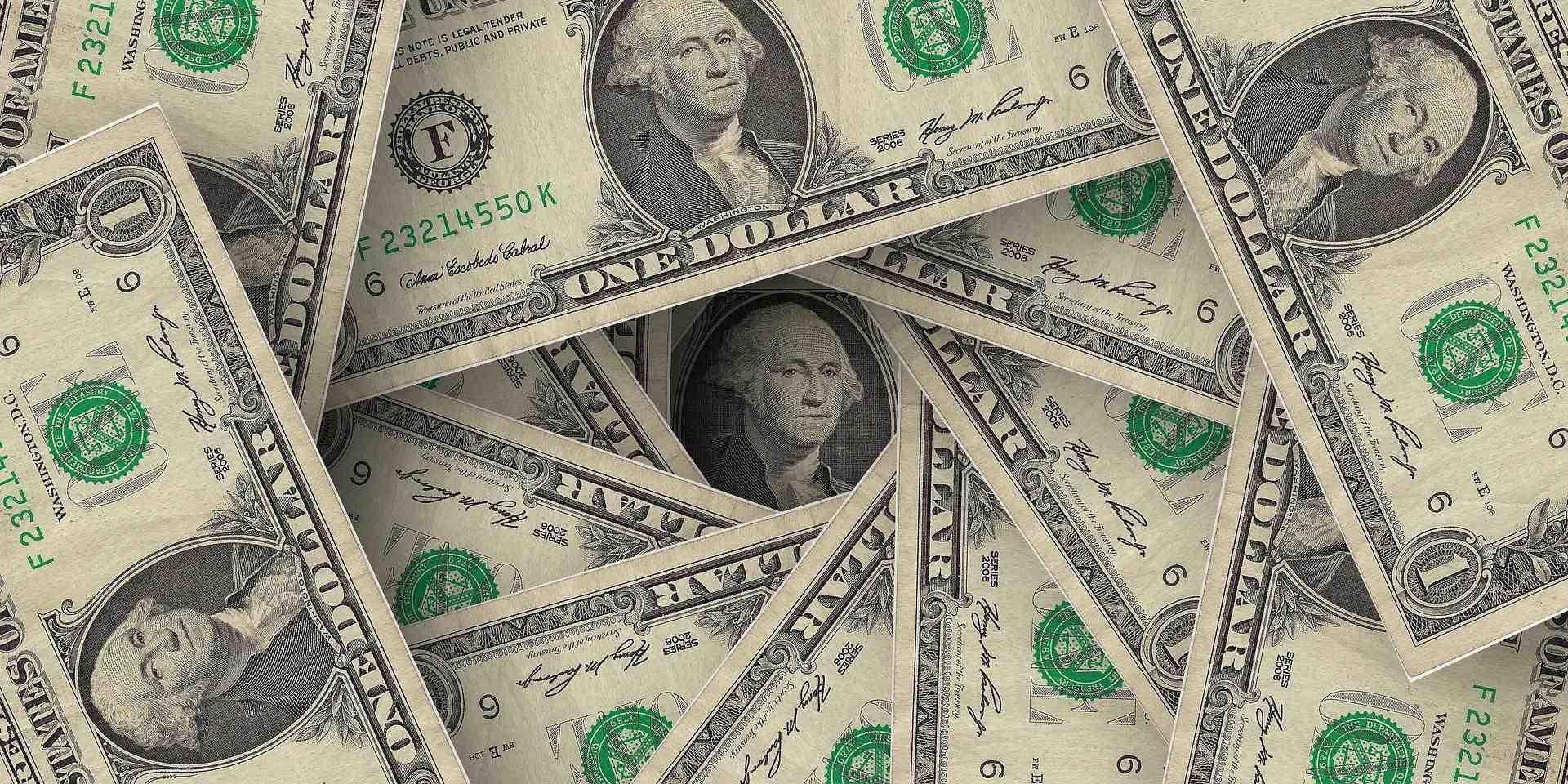 Cotação do dólar 30/07/2020