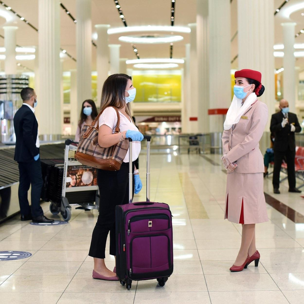 Emirates vai financiar tratamento