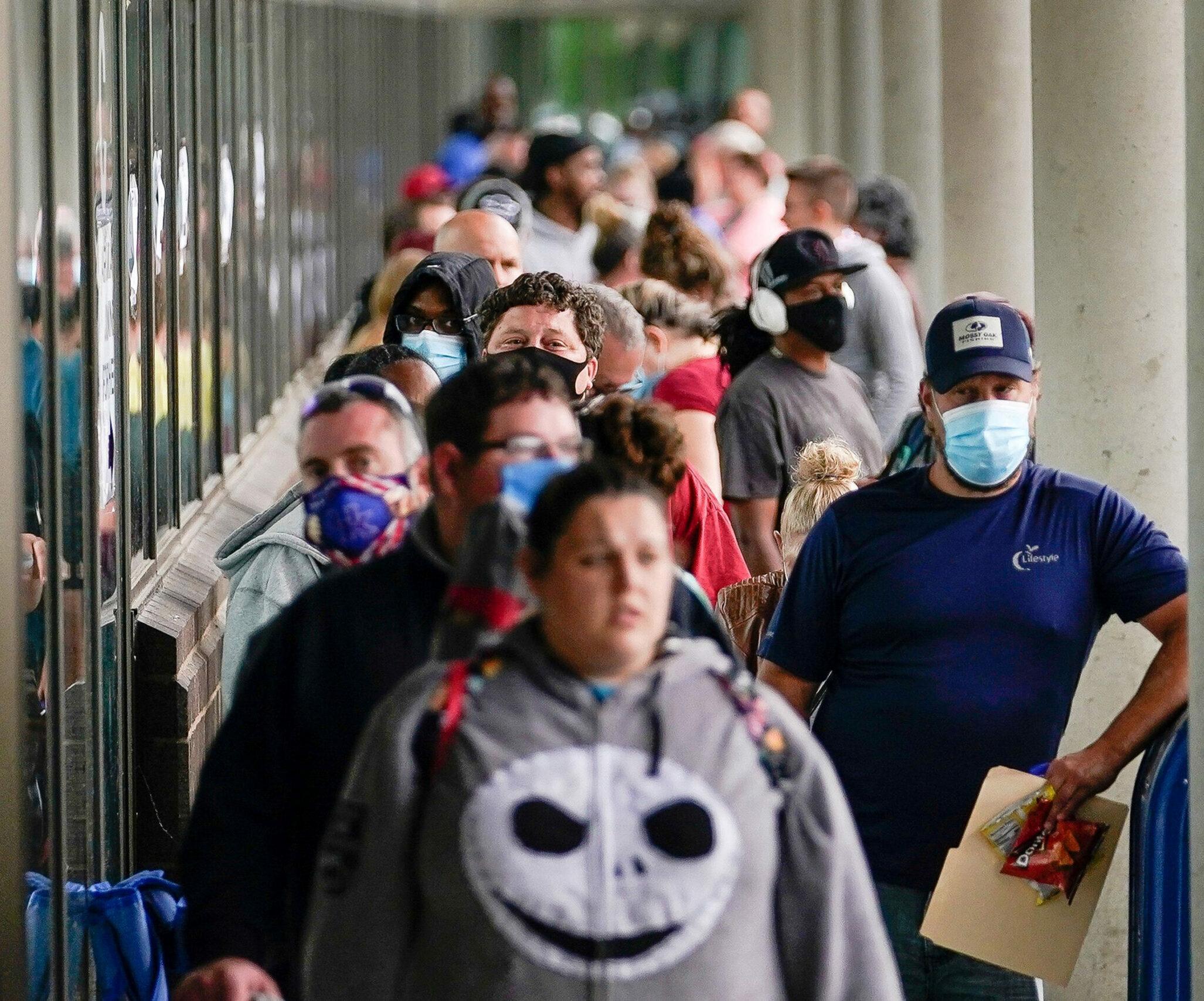 desemprego nos EUA