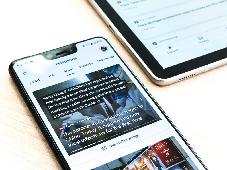 australia quer forçar google e facebook a pagarem por noticias