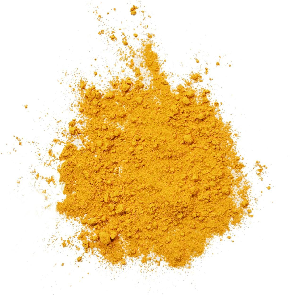 máscara de argila amarela 2