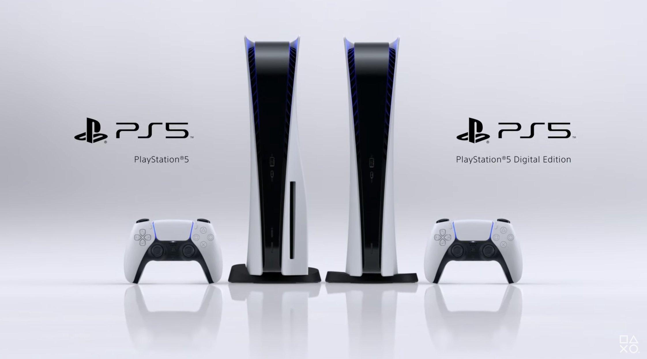 Os novos consoles do Playstation