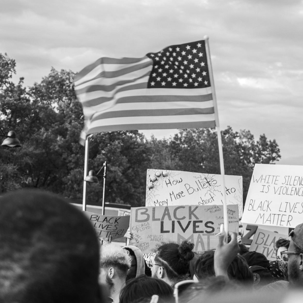 protestos EUA
