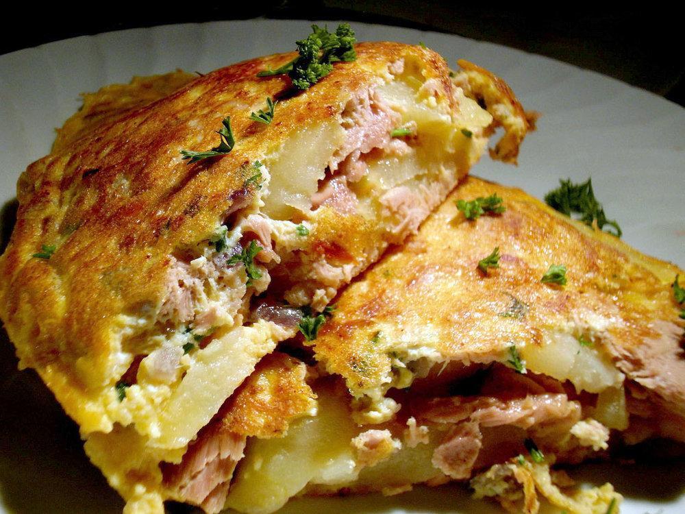 Imagem mostra Receitas de omelete