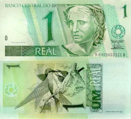 Moedas do Brasil -
