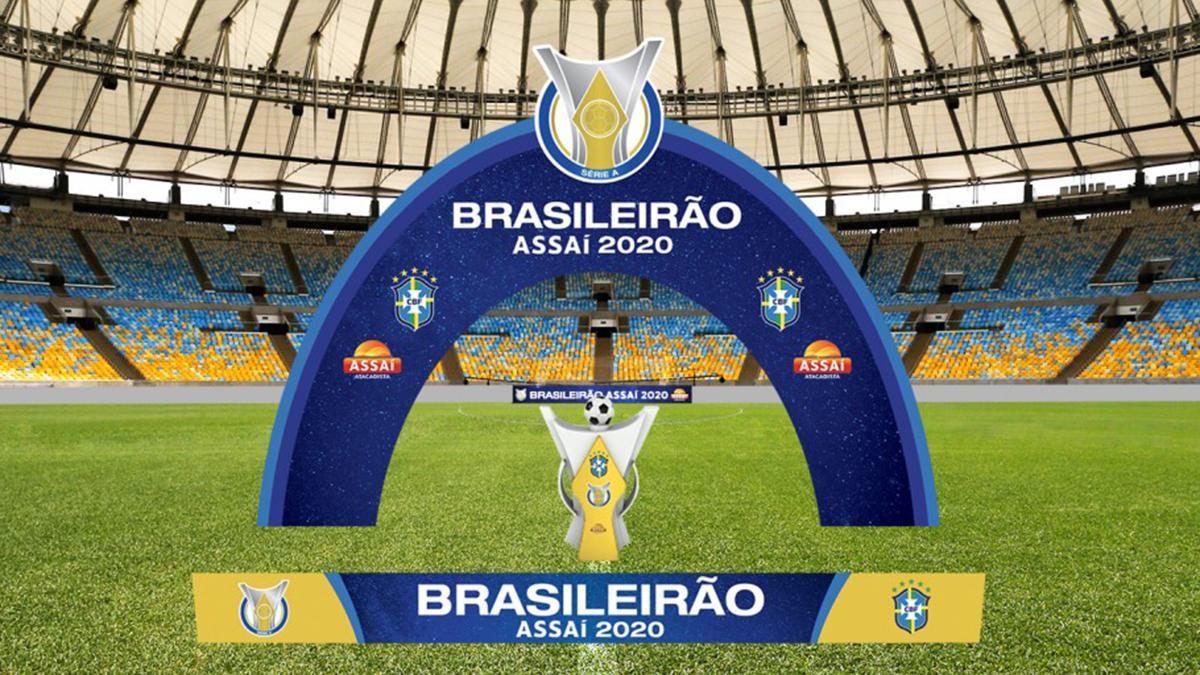 Estádio pronto para jogo do Brasileirão 2020: quais são os favoritos?
