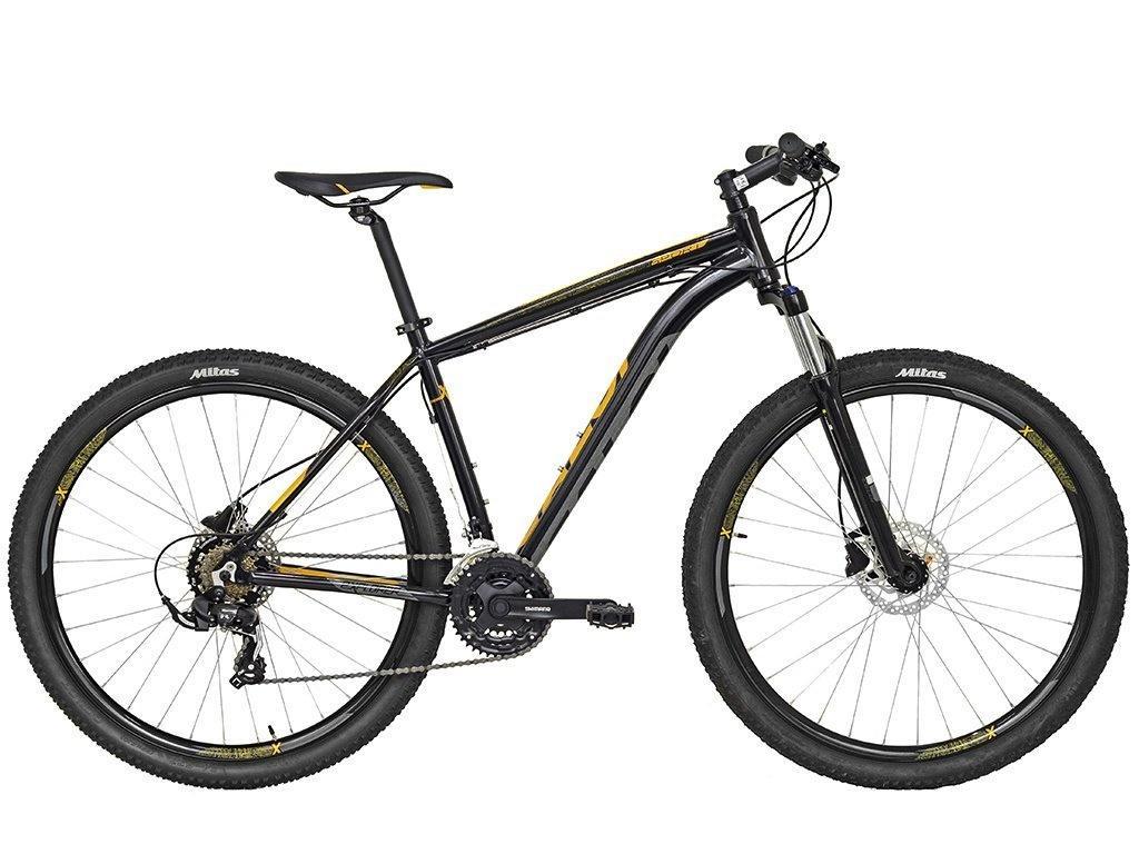 Imagem da Caloi Explorer, a melhor opção para quem quer iniciar no ciclismo