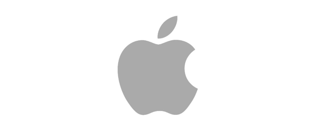 Logo da Apple, marca mais valiosa segundo a Forbes