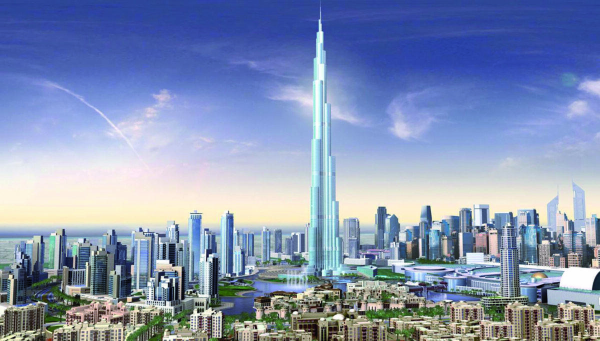 prédios mais altos do mundo