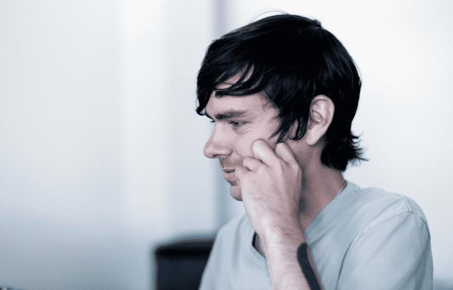 Jack Dorsey aparece em foto de 2008