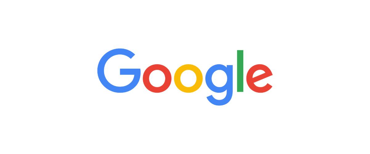 Logo da marca Google