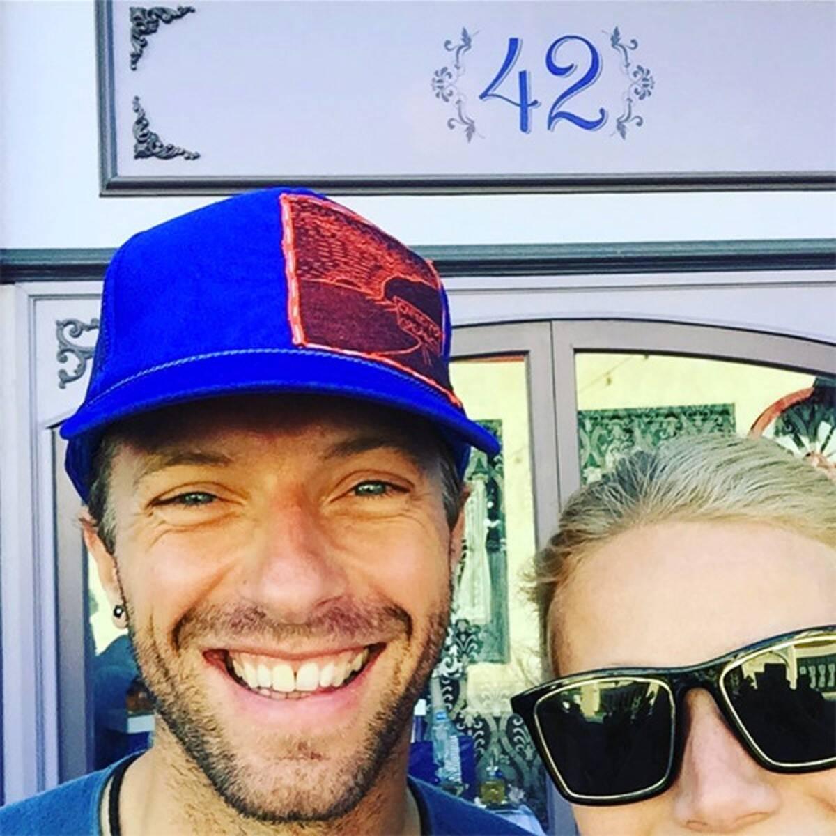 Gwyneth Paltrow comenta separação de Chris Martin