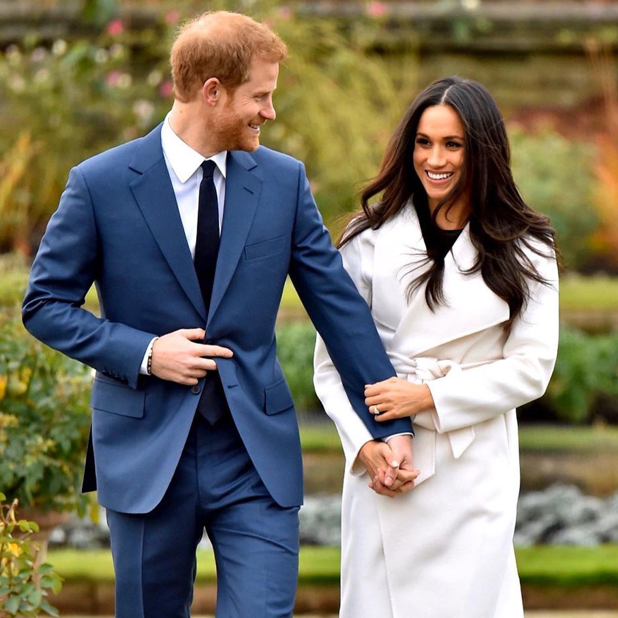 Meghan Markle e Príncipe Harry compram casa