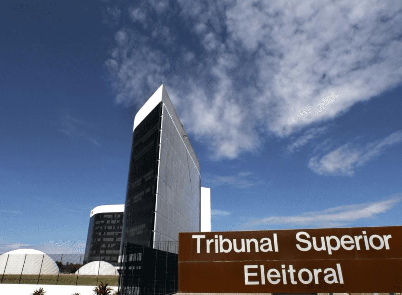 prédio do TSE - apuração do resultado eleições 2020
