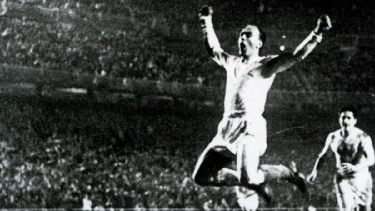 Alfredo Di Stéfano, um dos nomes mais importantes da história do Real Madrid