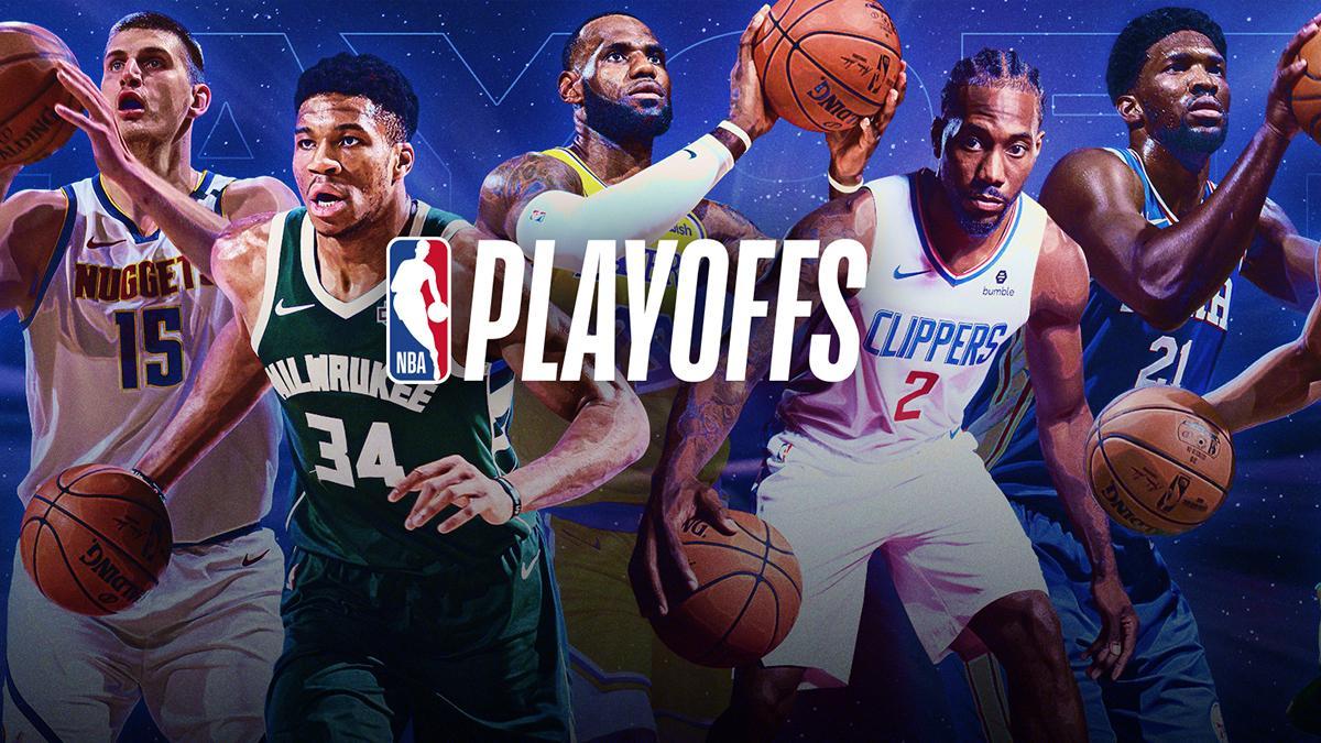 Jokic, Antetokounmpo, LeBron, Kawhi e Embiid são alguns dos destaques dos playoffs da NBA