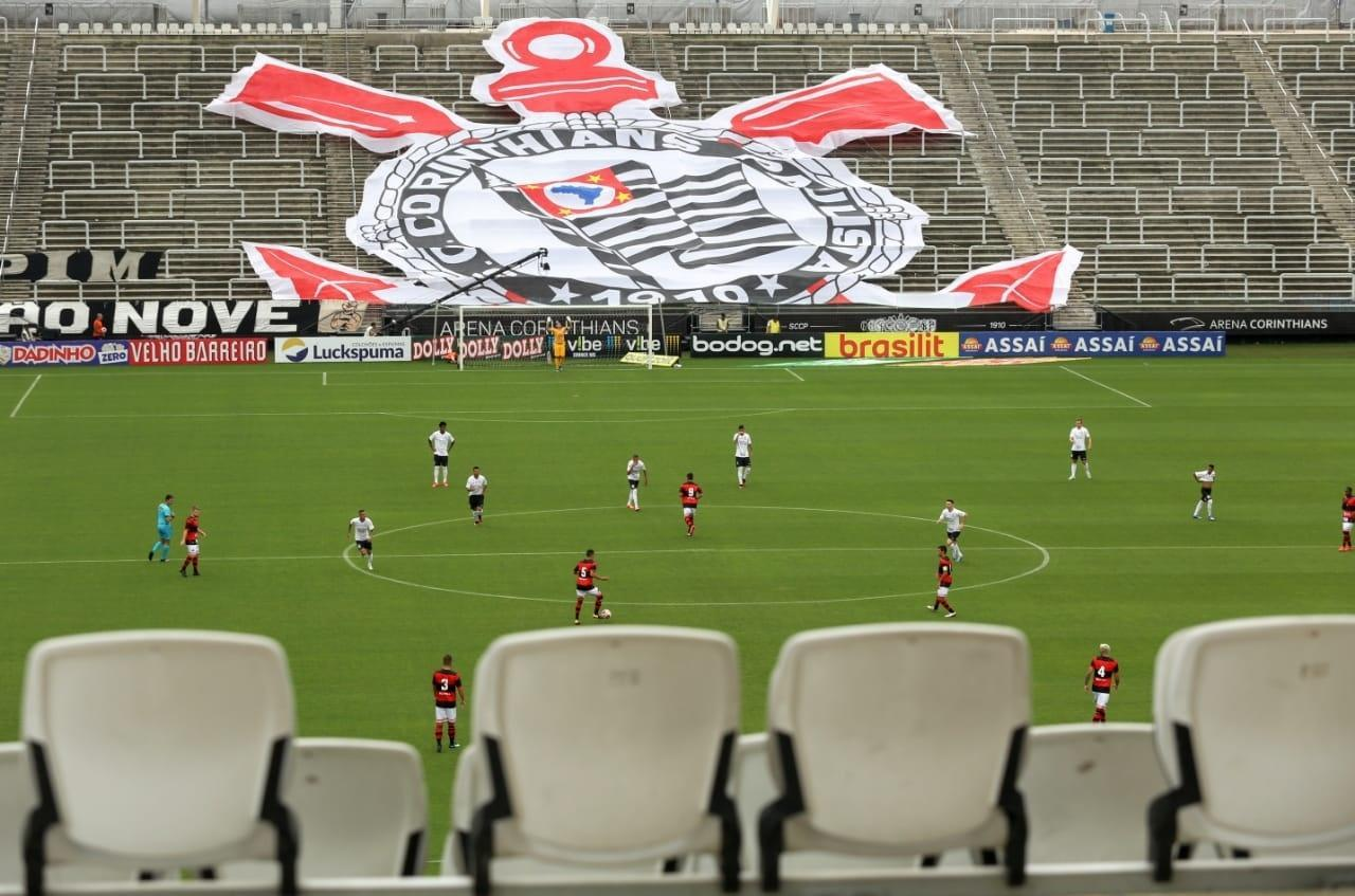 Arena Corinthians estaria próxima de finalmente negociar seus naming rights