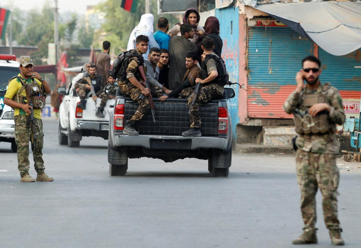 prisão no afeganistão é atacada pelo estado islâmico