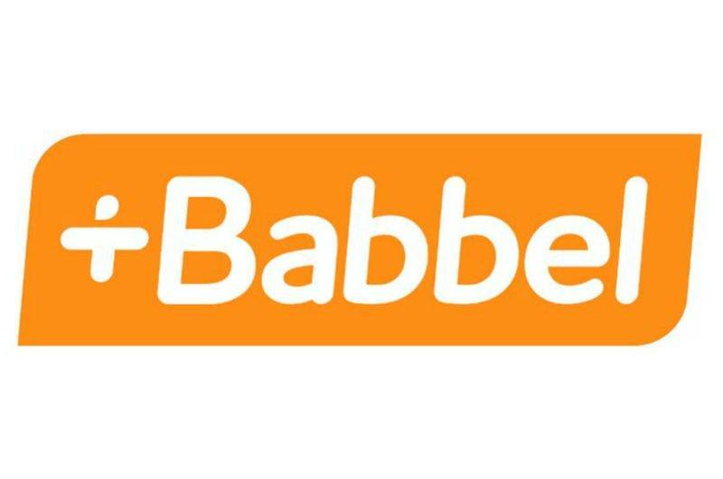 Aplicativo de idiomas Babbel