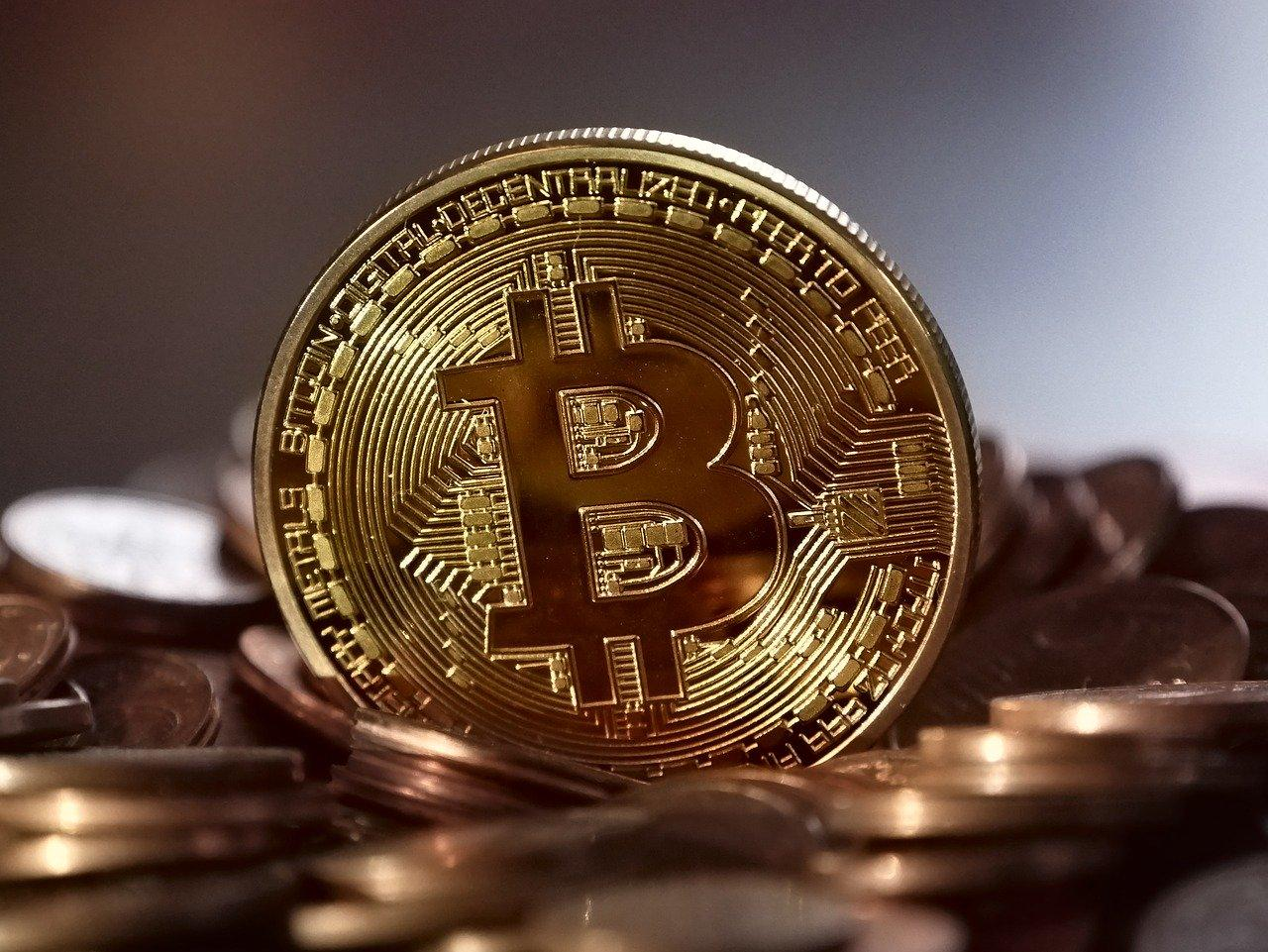 Imagem mostra bitcoin para iniciantes