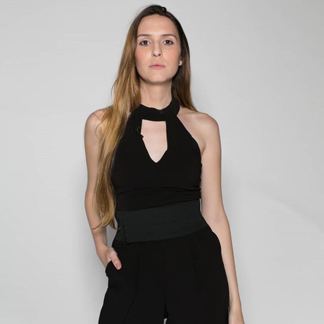 Luna Gruntman born to fashion
