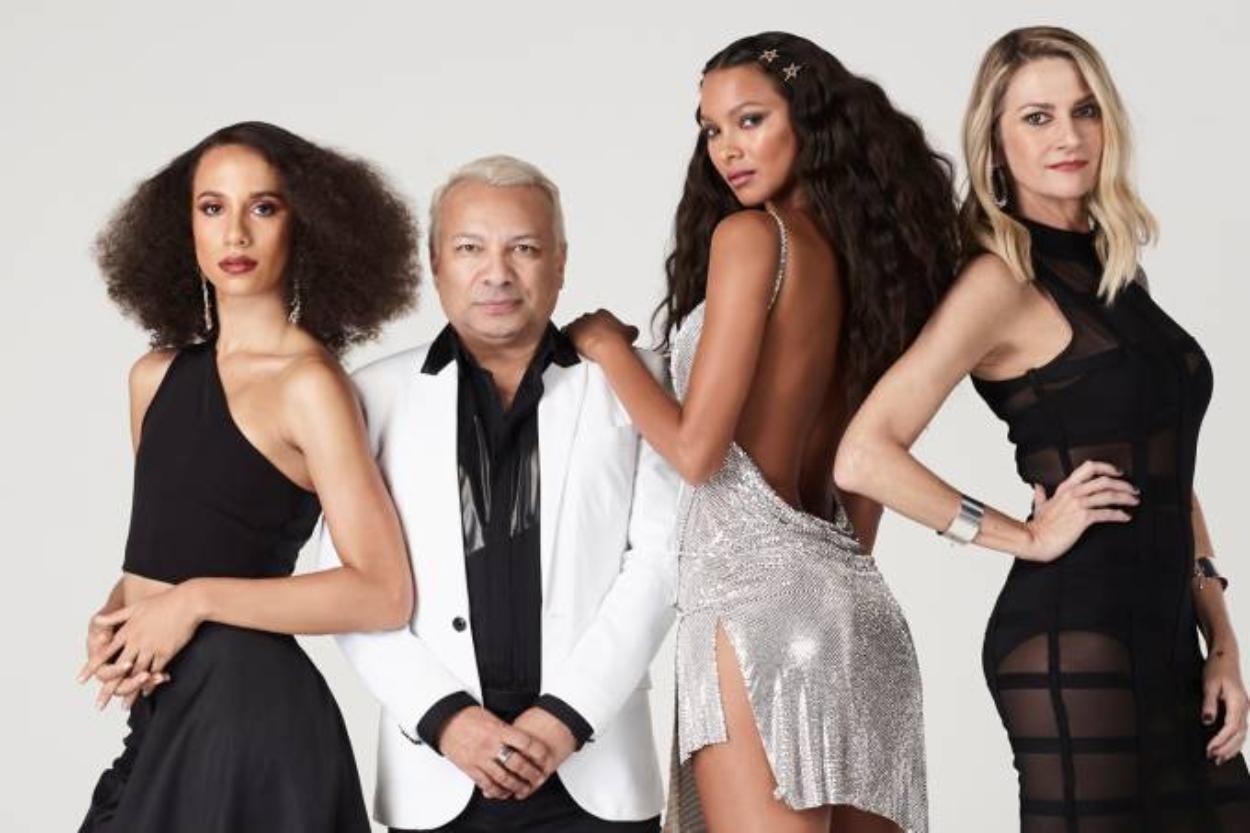 Alice Marcone, André Veloso, Laís Ribeiro e Lila Colzani são os jurados do Born To Fashion.