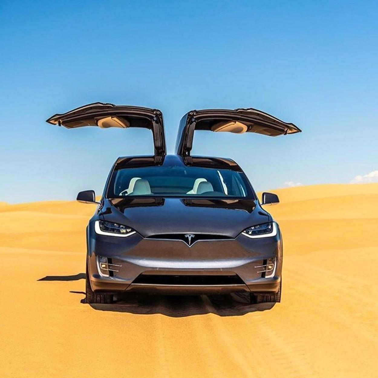 carros automaticos tesla