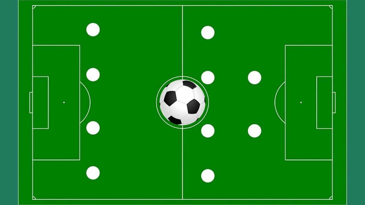 imagem mostra campo de futebol para dicas cartola fc