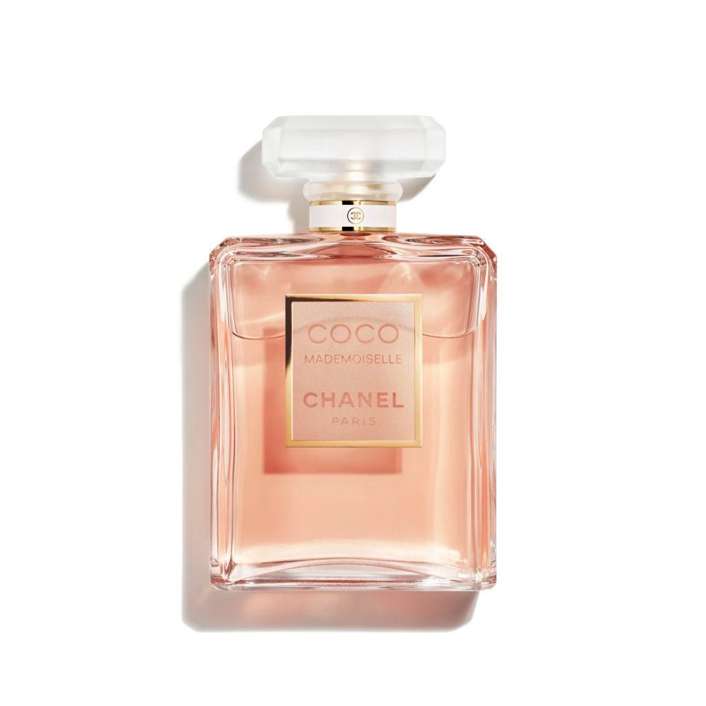 Coco Chanel também produz erfumes femininos