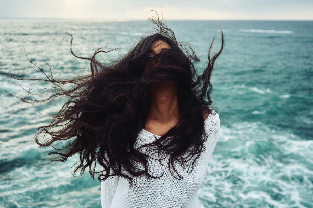 cronograma capilar para cabelo exposto ao mar