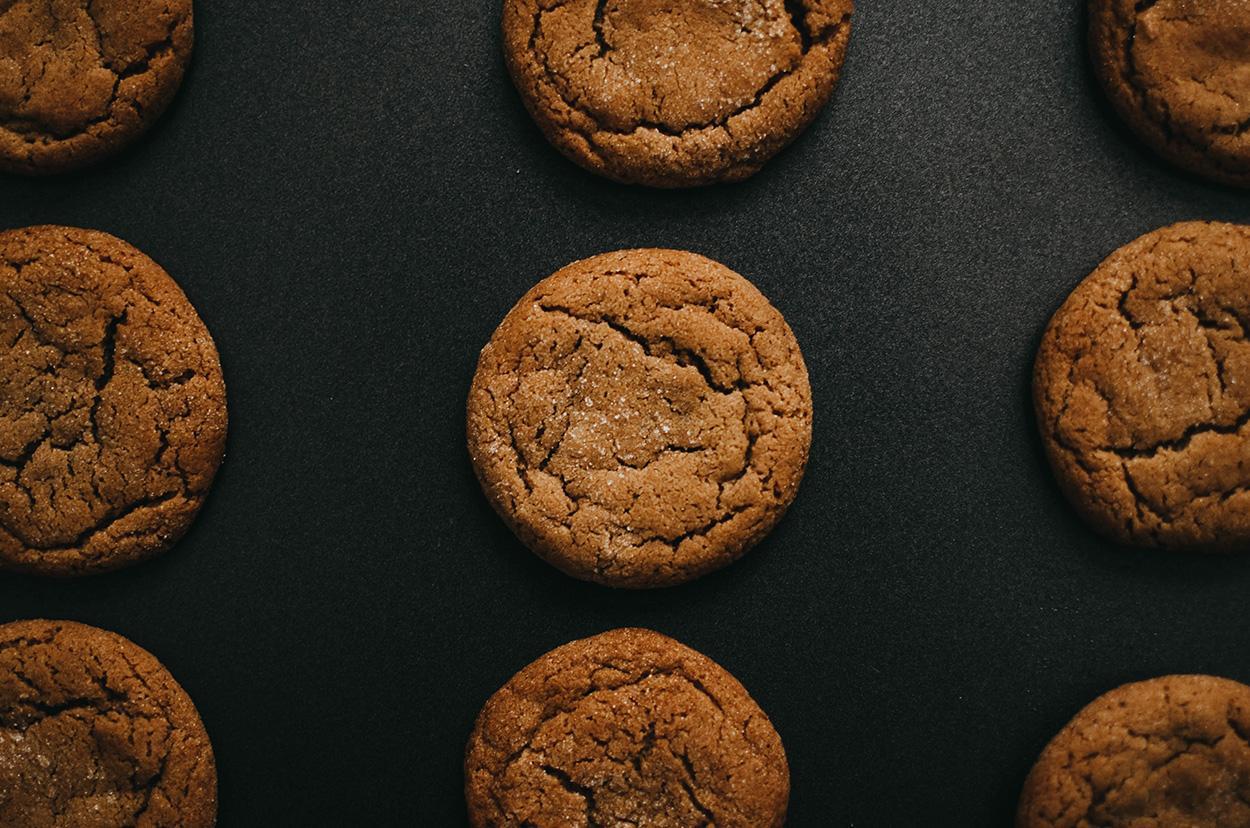 receita de cookie fit